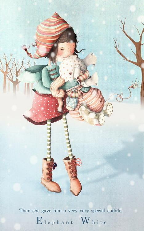 Иллюстратор Holly Clifton-Brown. Изображение № 1.