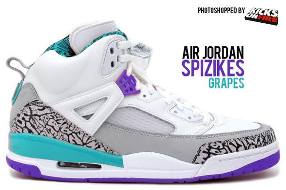 Расцветки Air Jordan, которые вы хотели бы видеть. Изображение № 9.