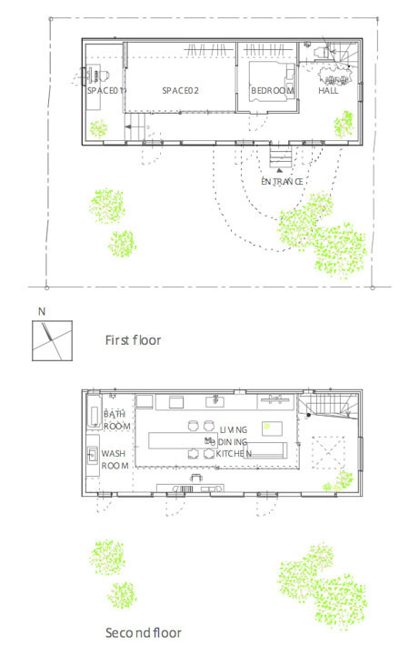 House inJigozen. Изображение № 2.