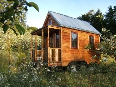 Tumbleweed Tiny House: ничего лишнего в доме. Изображение № 6.
