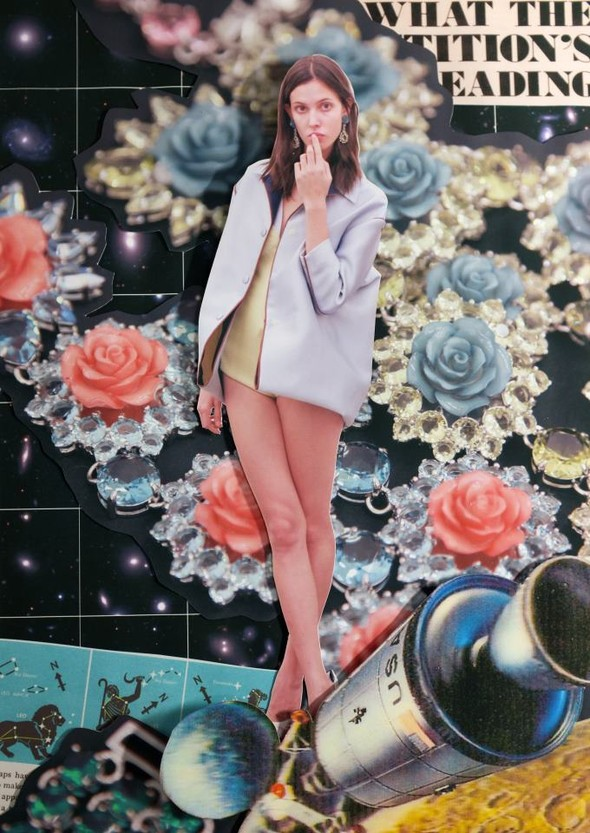 Лукбук: Prada Real Fantasies SS 2012. Изображение № 1.