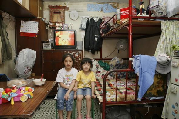 100 маленьких квартир Гонконга. Изображение № 10.