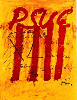Antoni Tapies. Изображение № 52.