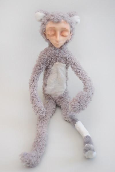 Perhydrol-куклы и броши Алены Беляковой. Изображение № 3.