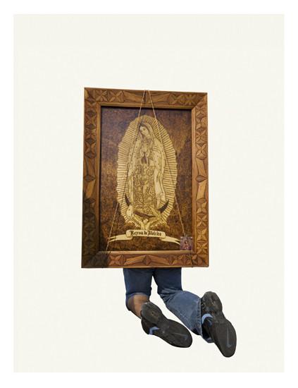 Изображение 8. Арт-портреты мексиканских паломников.. Изображение № 8.