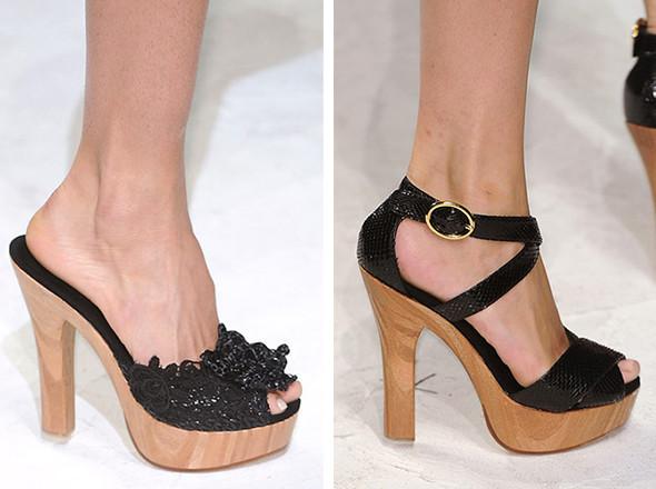Walking in my shoes: 10 тенденций обуви весны-лета 2011. Изображение № 16.