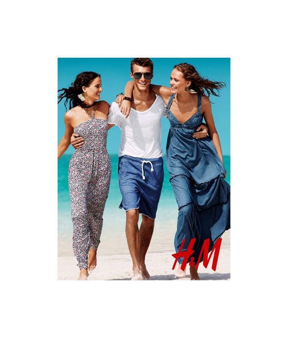 Изображение 8. Рекламные кампании: Topman, Holt Renfrew и H&M.. Изображение № 8.