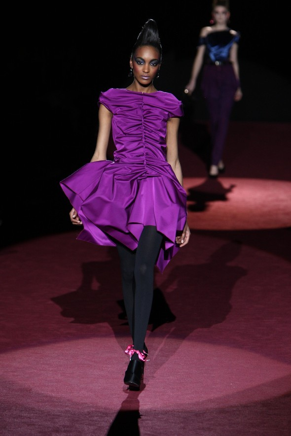 Marc Jacobs fall winter 2009–2010. Изображение № 57.