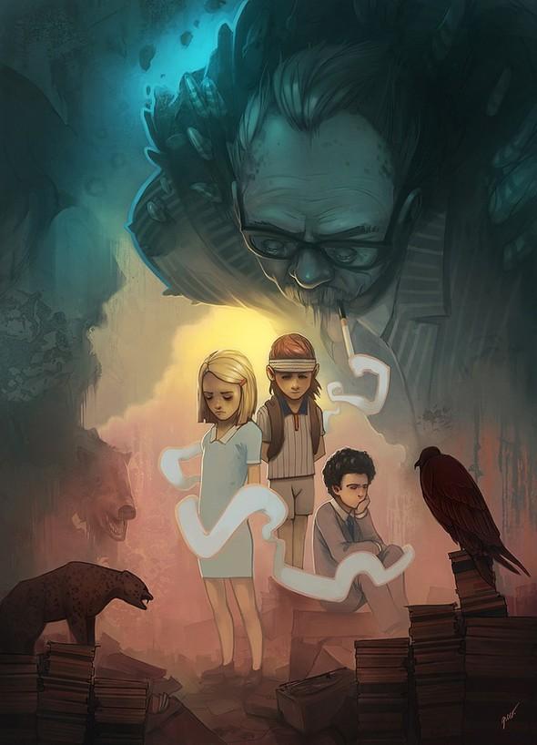 Уэс Андерсон и художники. Изображение № 5.