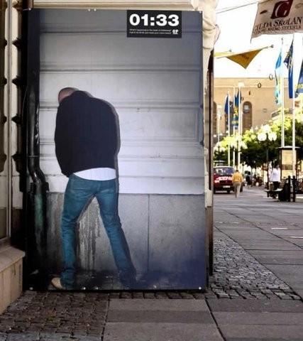 Гениальная outdoor-реклама. Изображение № 4.