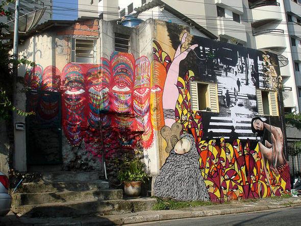 Изображение 3. Девушка с улиц Сан-Паулу.. Изображение № 2.