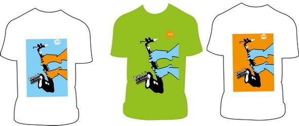 Изображение 126. Кастинг принтов для футболок SEKTA: Koktebel Jazz Fest.. Изображение № 125.