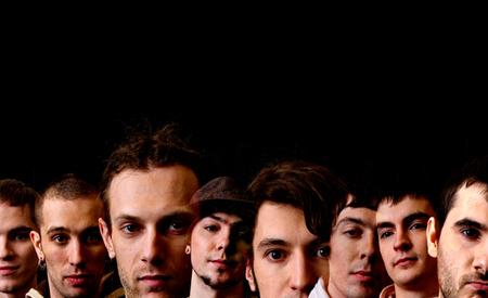 Uniquetunes, дебютный альбом. кто-то сказал пост-джаз. Изображение № 1.