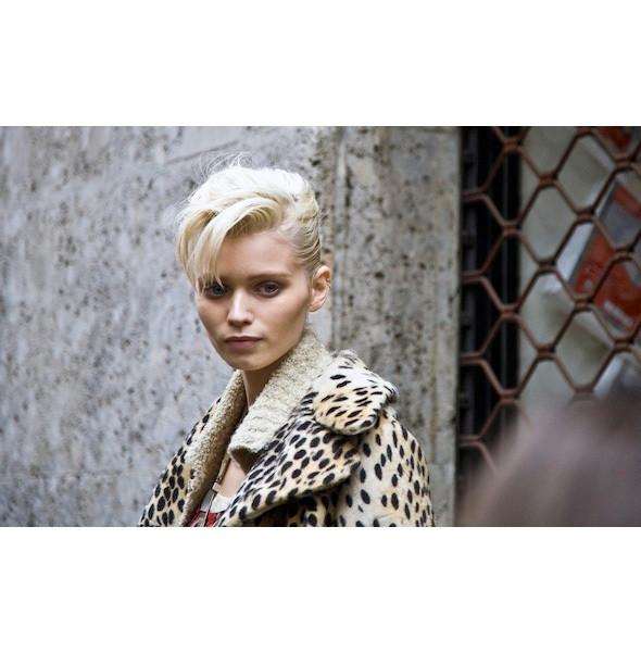 Изображение 88. На полях: 10 тенденций уличного стиля с прошедших недель моды.. Изображение № 88.