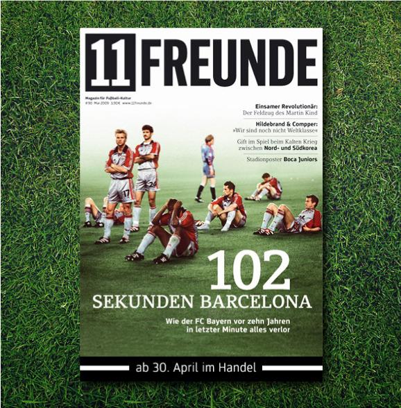 Заметки на полях: Журналы о футболе, которые на самом деле интересно читать. Изображение №23.