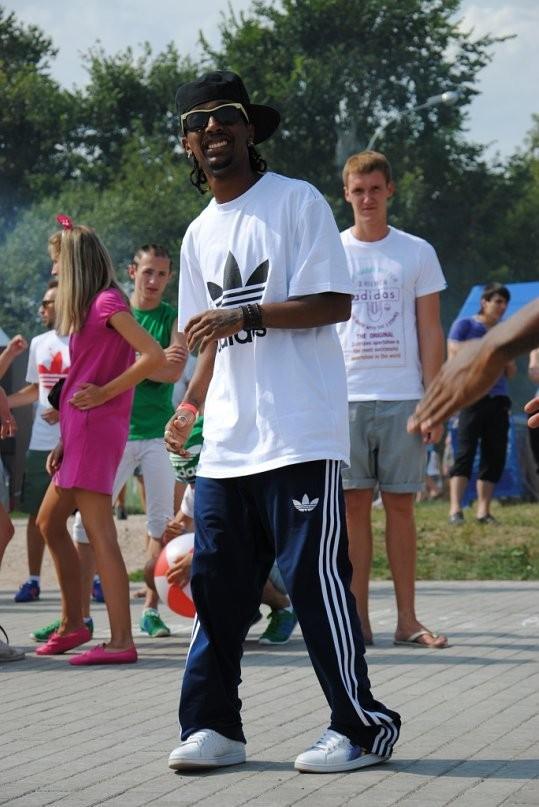 Партизаны Adidas Originals на Пикнике Афиши. Изображение № 11.