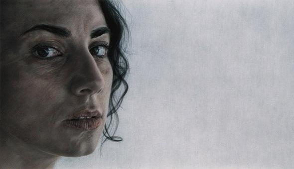 Vania Comoretti. Итальянская художница гиперреалистка. Изображение № 8.