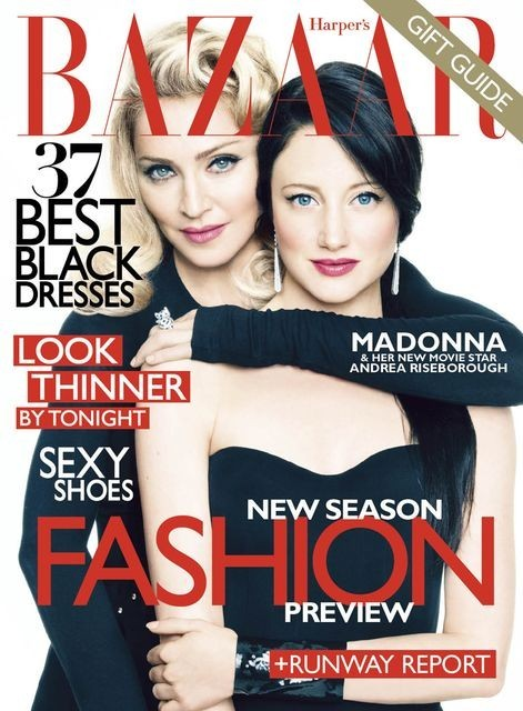 Обложки: i-D и Harper's Bazaar. Изображение № 3.