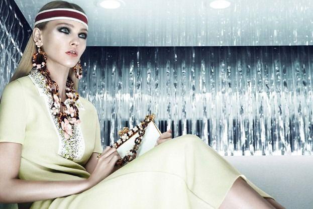 Вышли кампании Dior, Prada, Louis Vuitton и других марок. Изображение № 1.