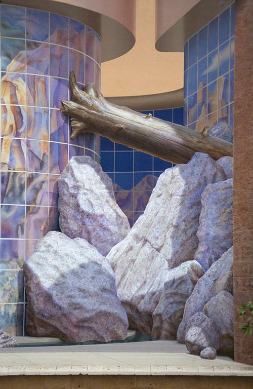 3D-маскировка городских стен от Джона Пью. Изображение № 12.