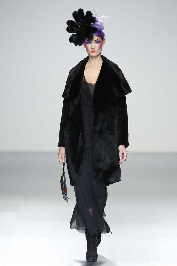 Madrid Fashion Week A/W 2012: Elisa Palomino. Изображение № 12.