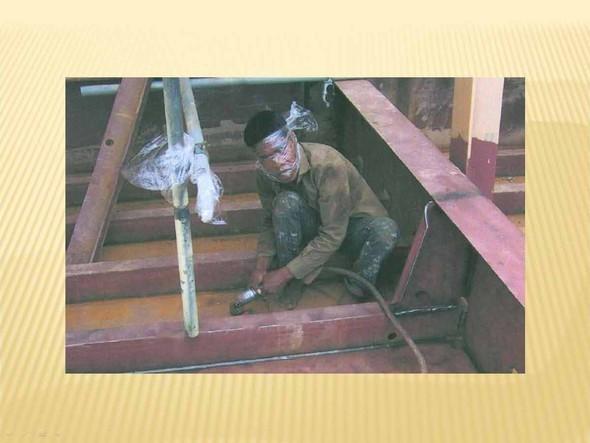 «Safety atwork». Опасность труда. Изображение № 6.