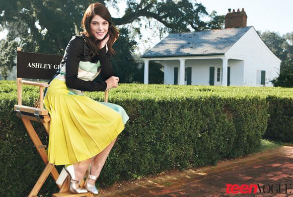 Эшли Грин для Teen Vogue. Изображение № 2.