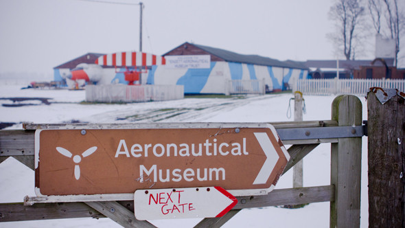 Музей аэронавтики. Изображение № 21.