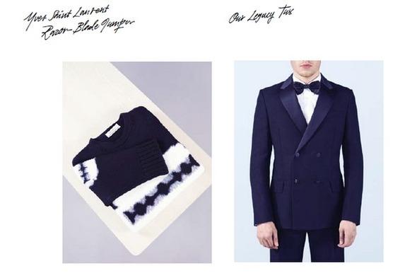 Новые мужские лукбуки Louis Vuitton, Marc Jacobs и Fred Perry. Изображение № 16.