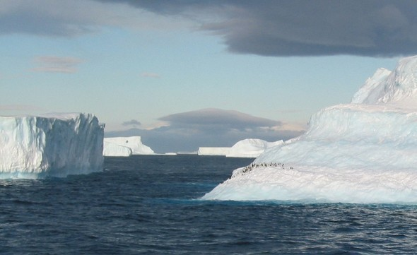 Антарктические сны. Красоты южного полюса. Изображение № 3.