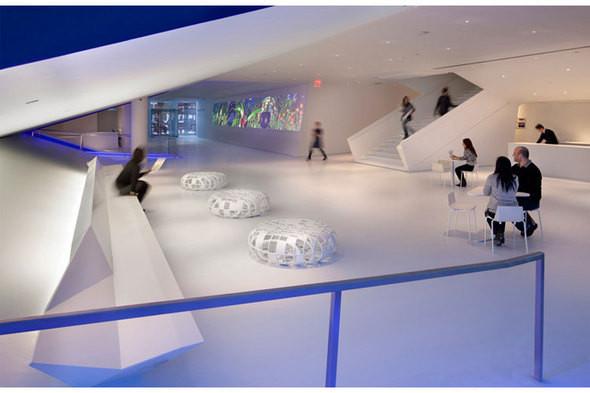 Изображение 3. Музей движущегося изображения в Нью-Йорке открылся после тотальной реконструкции.. Изображение № 3.