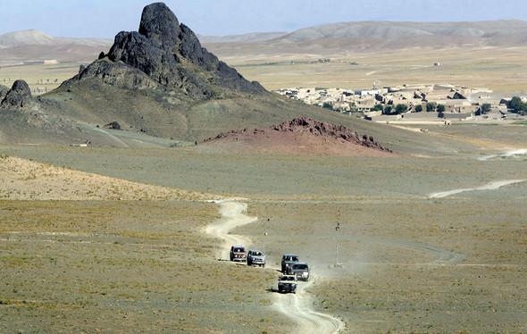 Афганистан. Военная фотография. Изображение № 96.