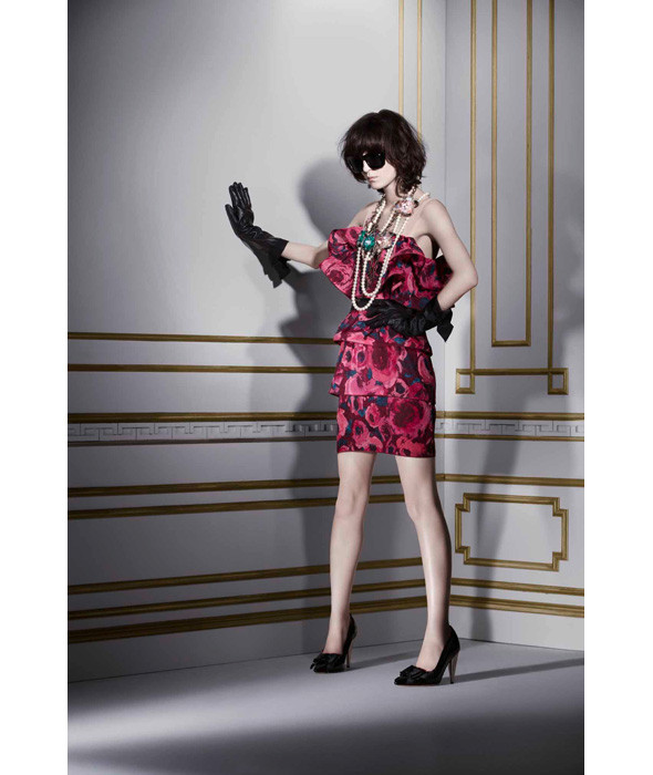 Коллекцию Lanvin для H&M показали полностью. Изображение № 9.