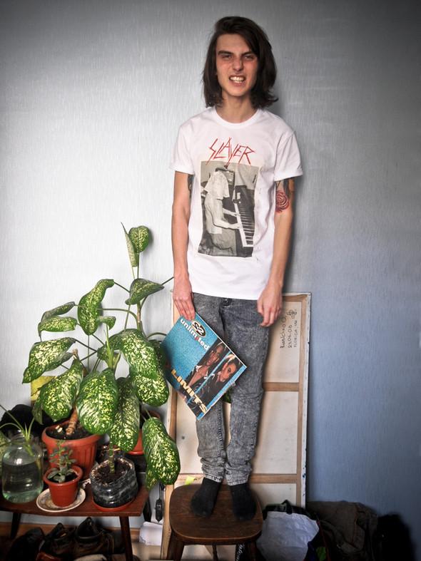 Изображение 7. Trash-Yourself Home's Lookbook.. Изображение № 7.