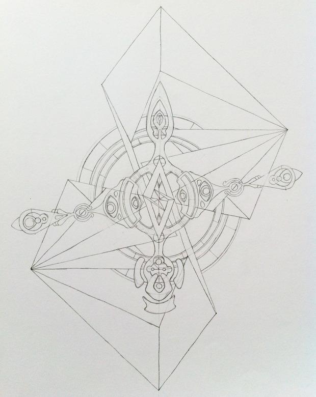 ether of geometry. Изображение № 10.