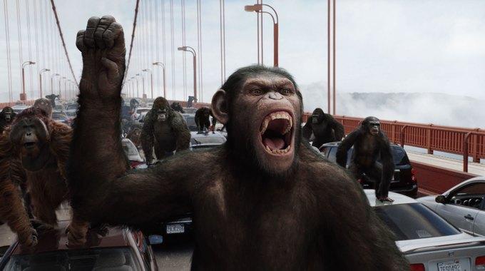 «Восстание планеты обезьян». Изображение № 1.