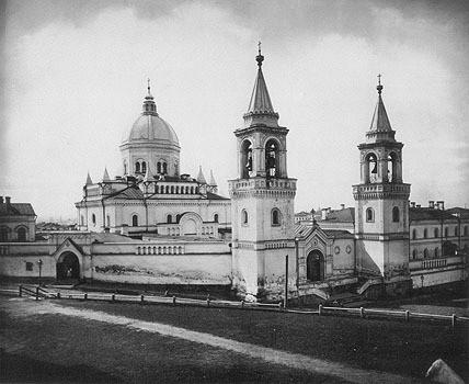 Москва свозь столетия. Изображение № 14.