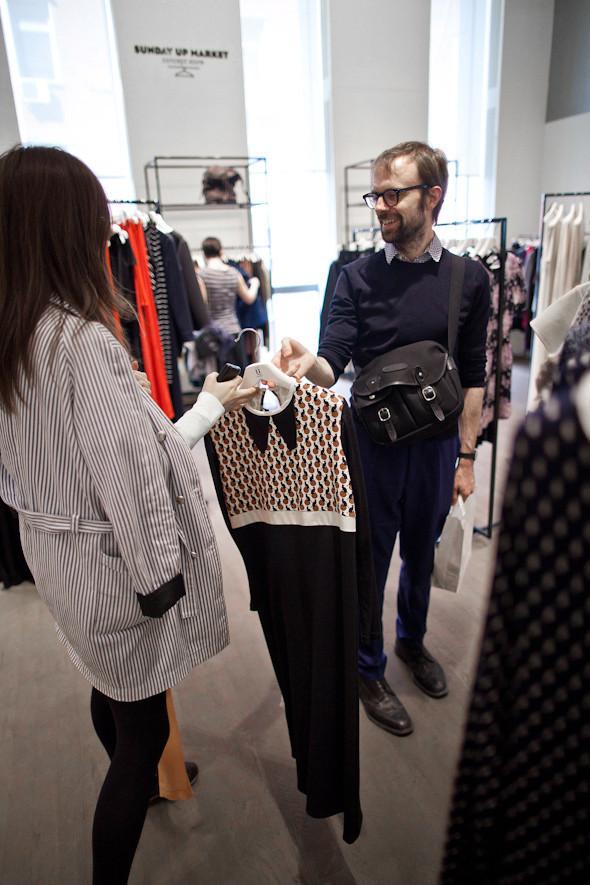 День с Питером Йенсеном: Разговоры о ретейле и шопинг в Москве. Изображение № 38.