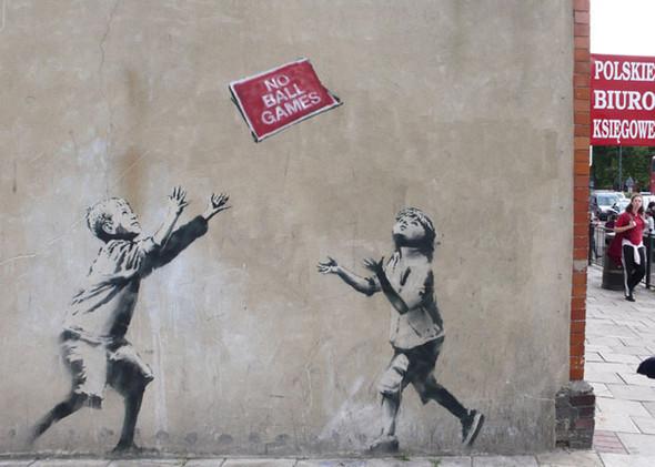 Уличное кино о бедствии искусства в мире. Изображение № 4.