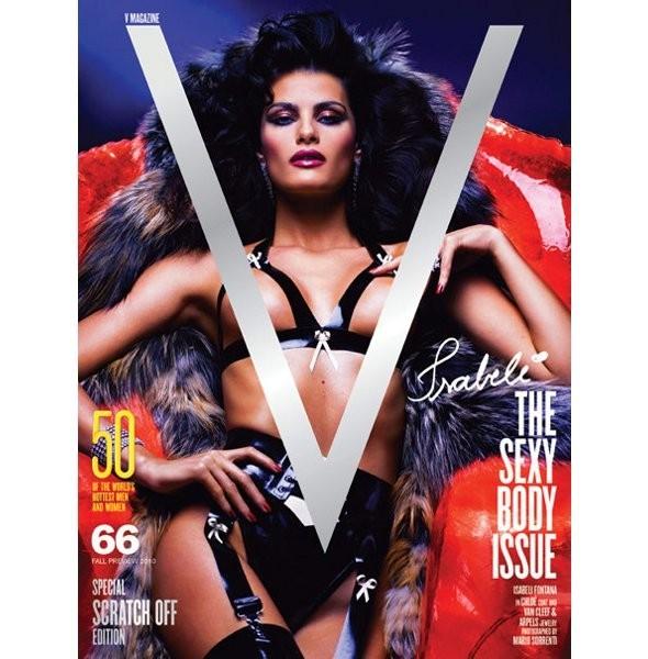 Сексуальный выпуск V Magazine. Изображение № 1.