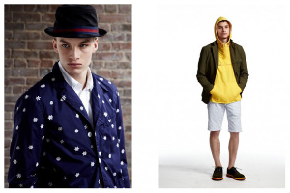Woolrich Woolen Mills Spring/Summer 2013 Collection. Изображение № 29.