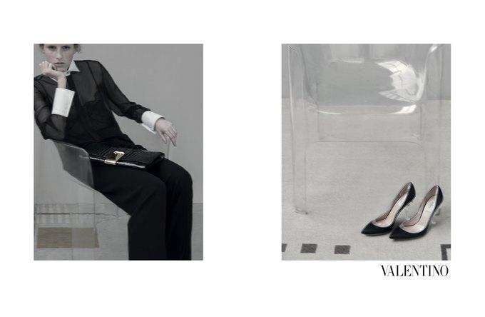 Семидесятидвухлетняя Сара Мун сняла кампанию Valentino. Изображение № 7.