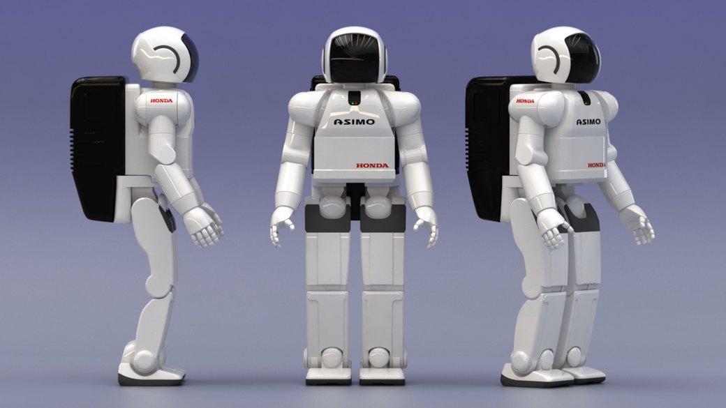 Восстание машин:  10 роботов будущего сегодня. Изображение №12.