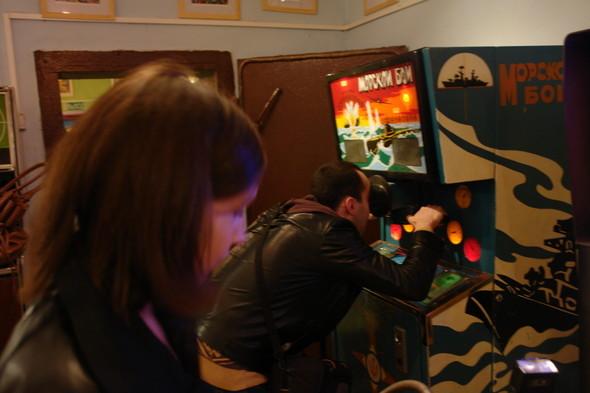 Музей работающих советских игровых автоматов. Изображение № 12.