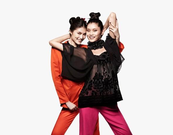 Превью кампании: H&M Holiday 2011. Изображение № 2.