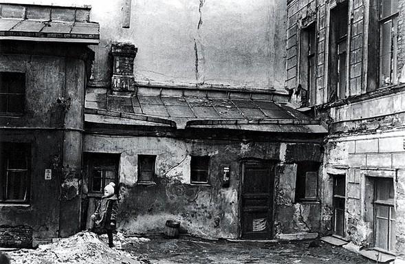 Три альбома петербургских классиков фотографии. Изображение № 27.