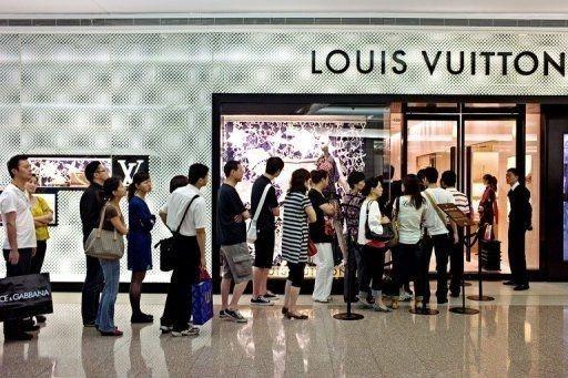 Магазин Louis Vuitton в Шанхае. Изображение № 1.