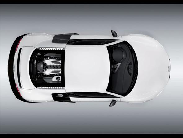 Audi R8 52 FSIquattro. Изображение № 6.