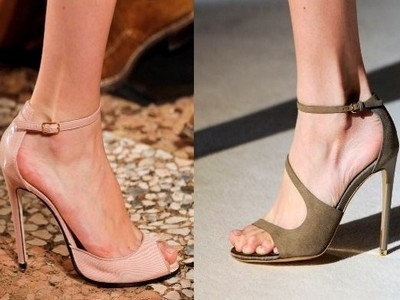 Модные туфли на выпускной 2012. Изображение № 4.