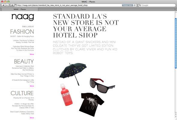 Ушли в сеть: 10 онлайн-журналов о моде. Изображение № 31.